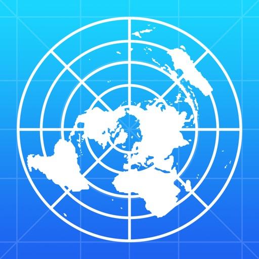 世界地图(清晰、放大无损可打印的地图,包含国家、时区、海洋等)