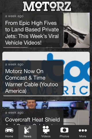 Motorz TV Show screenshot 2