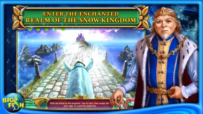 Dark Strokes:  The Legend of the Snow Kingdom – A Hidden Object Mystery-1