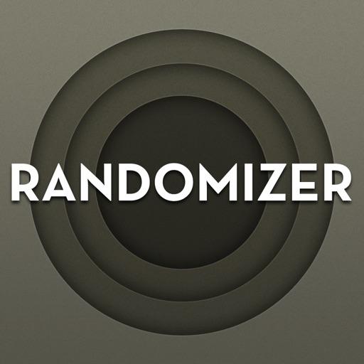 Randomizer Wheel iOS App