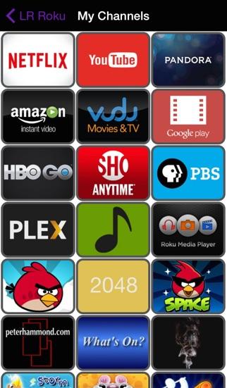 Remote for Roku Screenshot