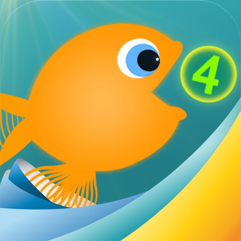 Motion Math: Hungry Fish