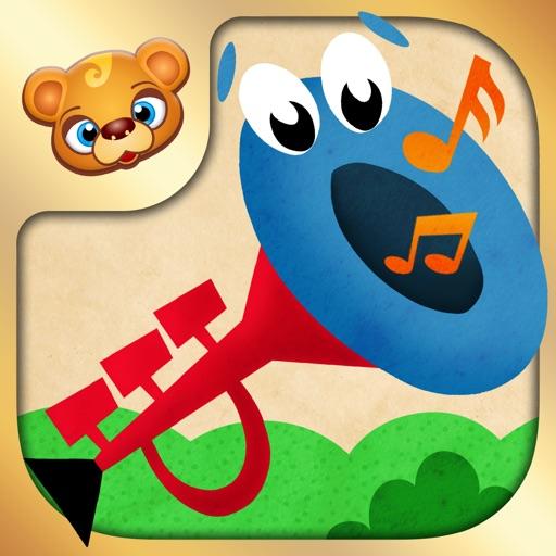 123 Kids Fun BABY TUNES - Educational Music Games