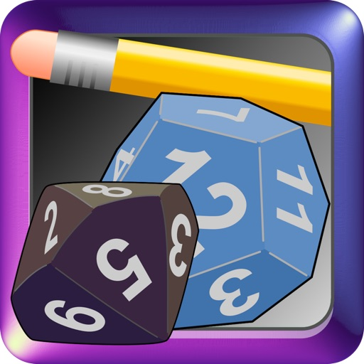 DM and Player Tools for Dungeons and Dragons 2015 iOS App