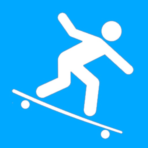 Crazy Skating iOS App