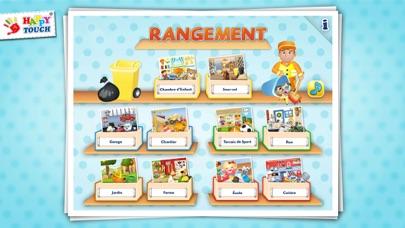 Jeux pour enfants - Nettoyer - de Happy-Touch® PocketCapture d'écran de 3
