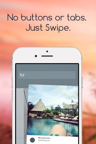 Swipe - Don't Search. Just Swipe. screenshot 2