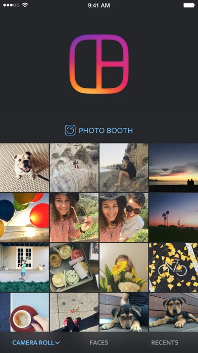 download Layout from Instagram apps 2