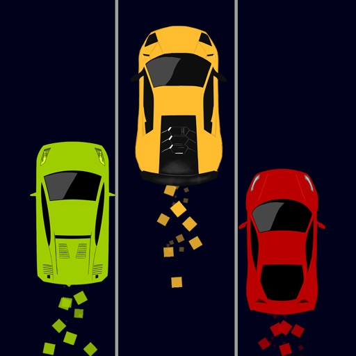 3 Cars or 2 Cars - A simple racing game iOS App