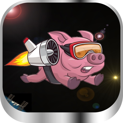 Pepper The Flying Pig iOS App