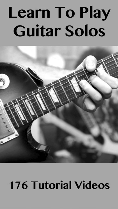 Learn To Play Guitar Solos app