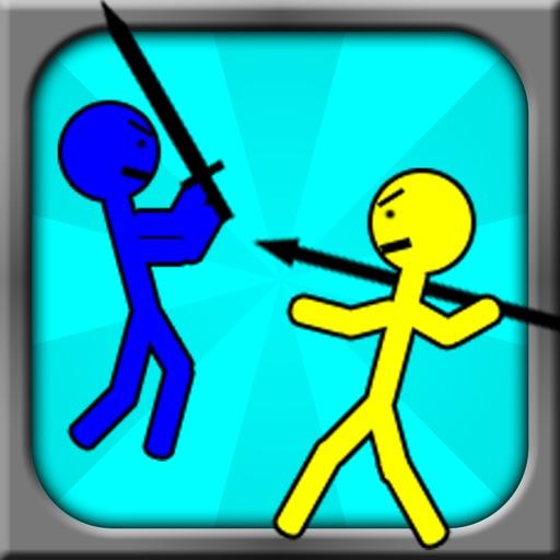 Stick Clicker Battle iOS App