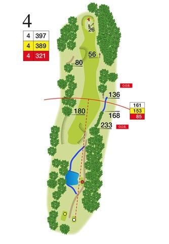 Golf Course Planner screenshot 3