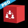 Social Media Manager Red Box Pro