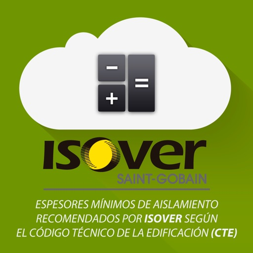 Espesores de Aislamiento ISOVER