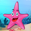 Peekaboo animals in the sea, ocean, lake and river for toddlers and babies