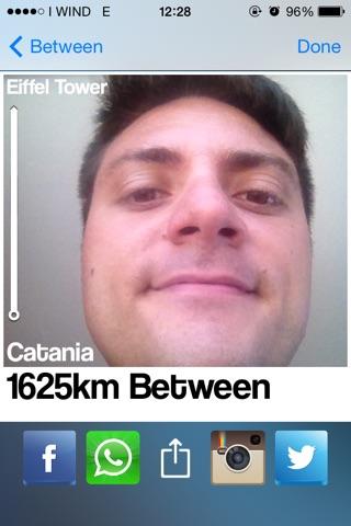 Between - Distance Calculator screenshot 3