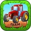 Farm Cars Mountain Climb Game
