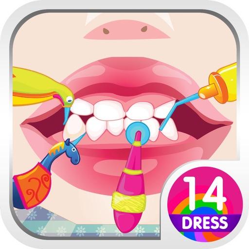 Baby Princess Dentist iOS App