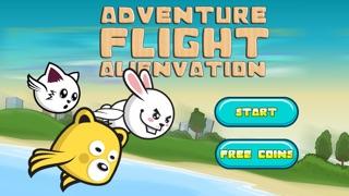 Screenshot of Adventure Flight - Mostri Volare a Tutta Velocità4