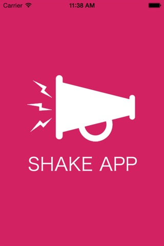 ShakeApp screenshot 4