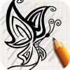 Facciamo Draw Tattoo Designs