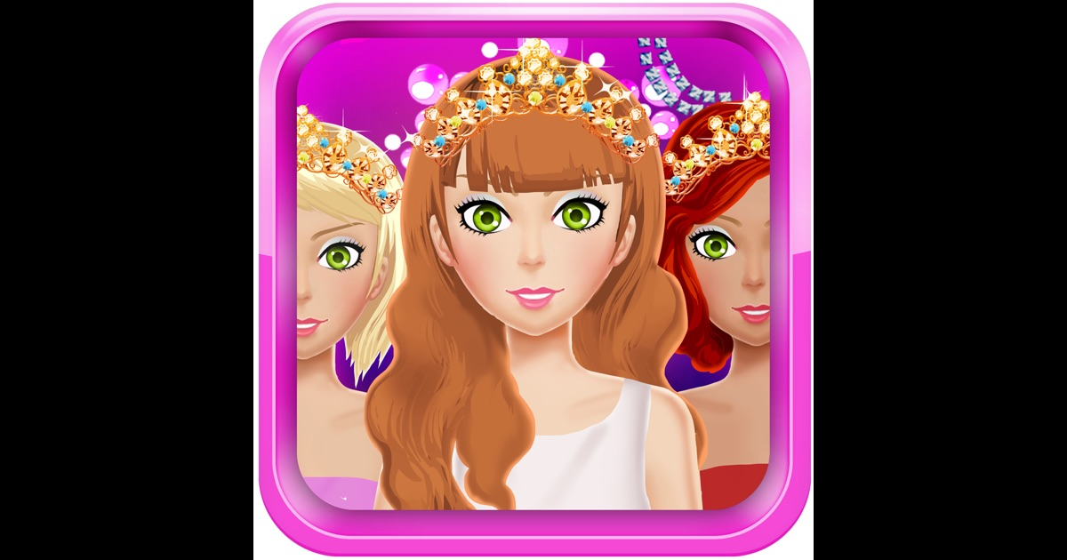 Dress up games for girls kids free fun beauty salon with fashion spa makeover make up on the Beauty avenue fashion style fun