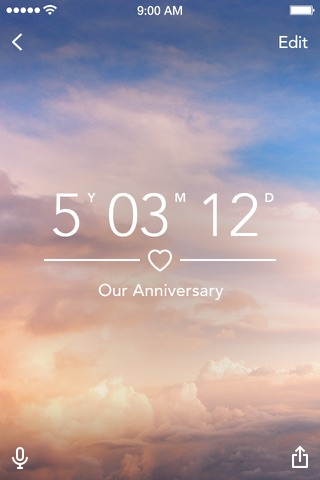 Dreamdays: Count Down to the Days that Matter screenshot 3