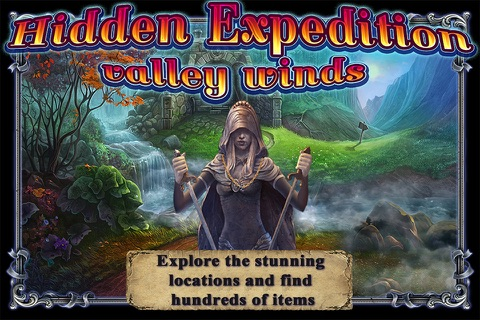 Hidden Expedition A Valley Winds Platinum screenshot 4