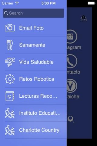 Colegio Amaranto screenshot 2