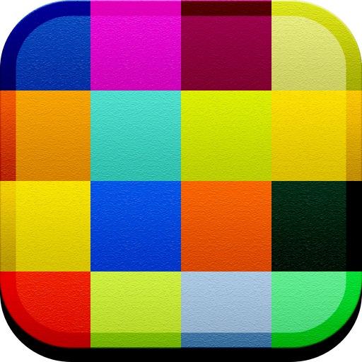 Colors 2048 Icon