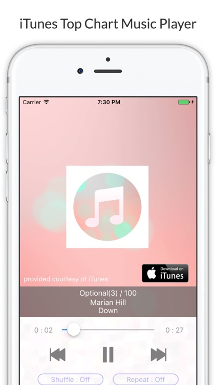 iChart Player Free for iTunes by Airin