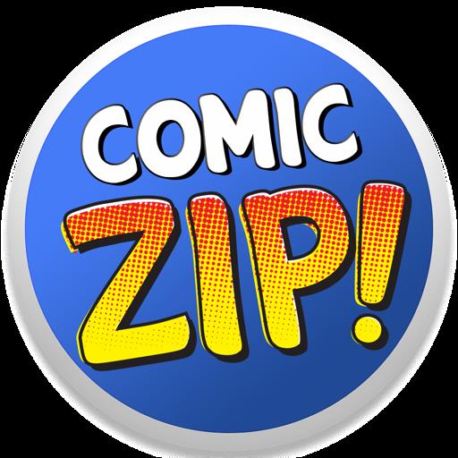 Comic Zipper