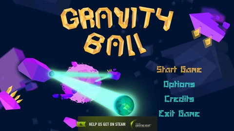 Screenshot #15 for Gravity Ball by Upside Down Bird