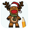 Little Deer Coloring Page Game For Children Wiki