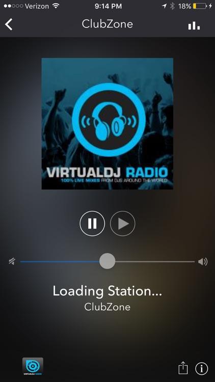 VirtualDJ Radio Pro by Dj Ziamandanis