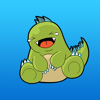 Babyzilla Sticker Wiki