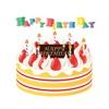 День рождения наклейки торжества