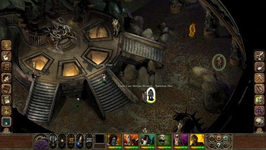 Planescape: Torment Screenshots