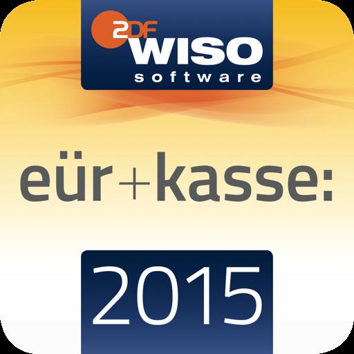WISO eür + kasse: 2015 - Ideal für Selbständige