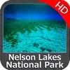 Aplikasi Nelson Lakes National Park HD GPS charts Navigator untuk iPhone / iPad