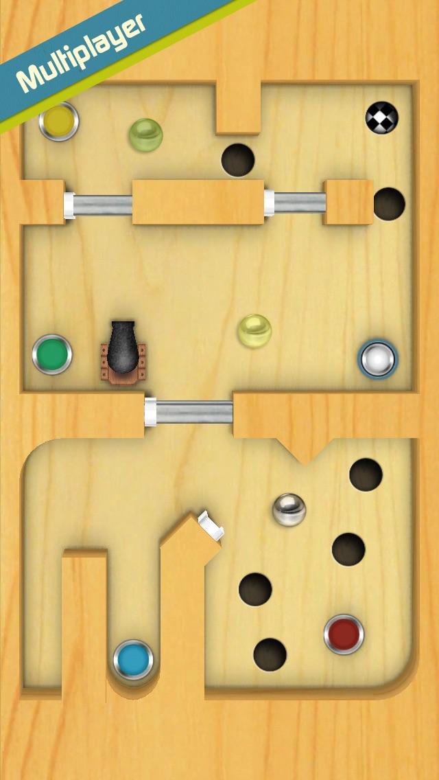 Screenshot of Labyrinth 2 Lite3