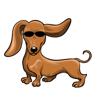 Werktab LLC - DachsMoji - Dachshund Emoji & Stickers  artwork