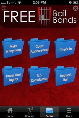 Free U Bail screenshot 2