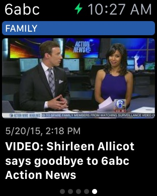 channel 6 action news. iphone screenshot 2 channel 6 action news