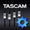 TASCAM Settings Panel for Audio Interface
