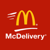 McDelivery India - west & south