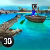 Wild Crocodile Attack Simulator 3D Full