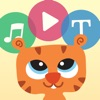 兒童教育視頻(3-7):電影,歌曲,遊戲,字母,顏色,數字,卡通,孩子們的童話