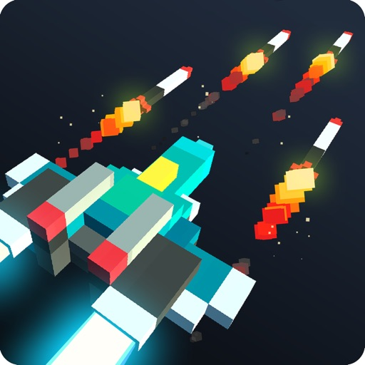 Retro Shooting iOS App